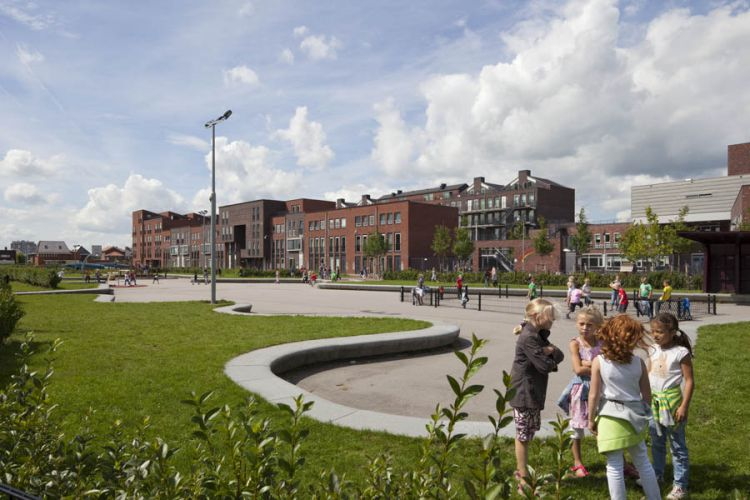 woonwijk Waterrijk, Woerden