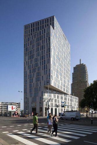 Kantoorgebouw de Blaaktoren, Rotterdam