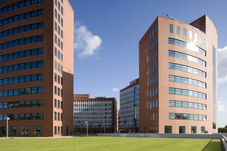 Kantorencomplex Lotus, Rotterdam