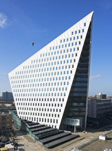Stadsdeelkantoor Leyweg, Den Haag