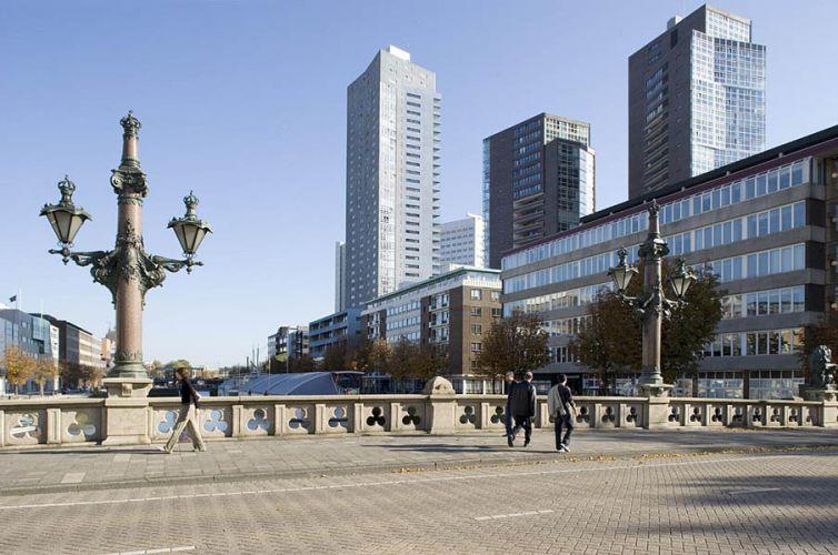 Rotterdam, WijnhavenOpdracht NS Vastgoed