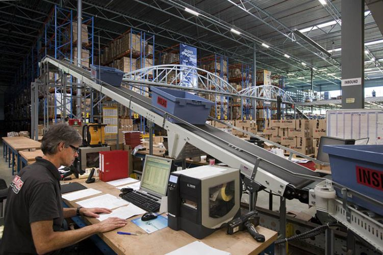 Bedrijfreportage Majestic Products, Bergen op Zoom
