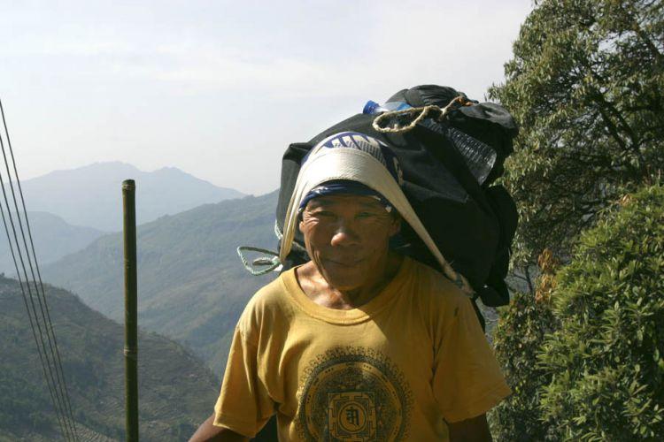 Nepal, van Tikheddhungga naar Ghorepani