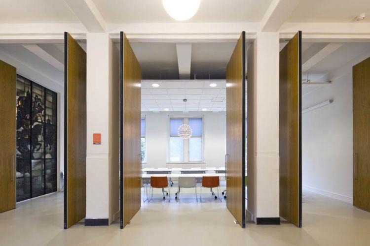 Verbouwing Nuffic-kantoor, Den Haag, Kortenaerkade