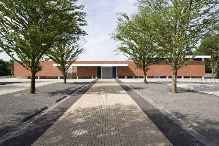 Krimpen a/d IJssel, RouwcentrumOpdracht Do Architects