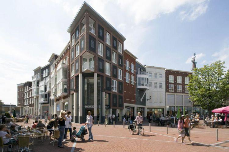 Spijkenisse, UitstraatOpdracht Procap Projectmanagement