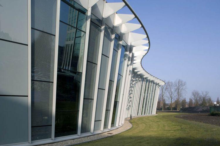 Breda, Avans Hogeschool. TIB ArchitectenOpdracht Schüco Nederland BV