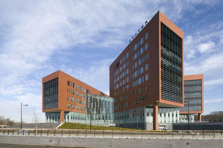 Amersfoort, Kantoorgebouw Stater, TIB ArchitectenOpdracht Getty Images