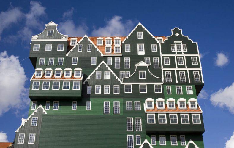 Inntel hotel, ZaandamMolenaar en van Winden Architecten