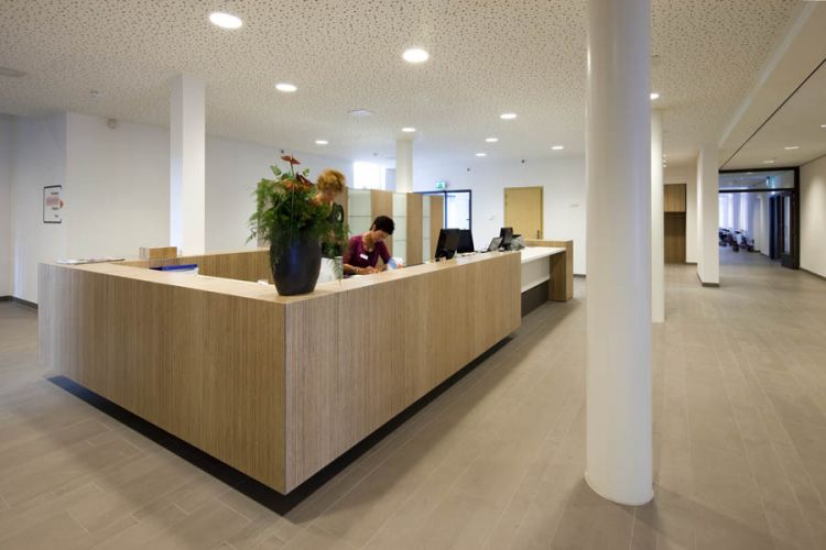 Verpleeg- en verzorgingshuis st Elisabeth, Roosendaal